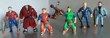 "Rare Vintage SUPER MARIO BROS The Movie 5"" Action Figures 1993 All 6 Full Set"