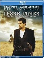 DIE ERMORDUNG DES JESSE JAMES DURCH DEN FEIGLING ROBERT FORD (Brad Pitt) Blu-ray