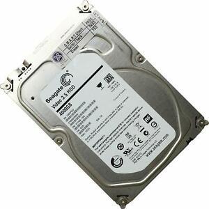 "4TB 3.5"" SATA HARD DRIVE HDD for Desktops PCs / CCTV / DVR LOT"