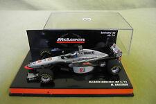 Minichamps - McLaren Collection - Mercedes MP4-12 - M. Hakkinen - Edt. 43 Nr. 16