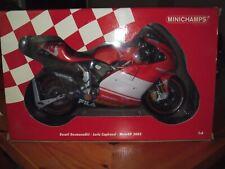 1:6 Minichamps Ducati Desmosedici Loris Capirossi 2003 TEAM MARLBORO MEGA RARE