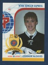CONNOR MCDAVID 2009 TOURNOI INTERNATIONAL PEE-WEE DE QUEBEC 09 NO 0910  36343