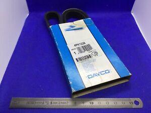 Courroie d'accessoires DAYCO 4PK1238