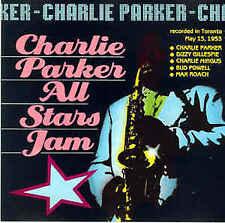Charlie Parker – Charlie Parker All Stars Jam CD