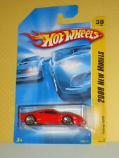 2008 Hot Wheels New Models #036 Ferrari GTO - Variant - Red