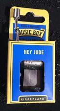 Kikkerland Hey Jude Crank Music Box