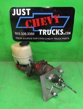 99 01 02 Chevy Silverado GMC Sierra Hydroboost and Master Cylinder