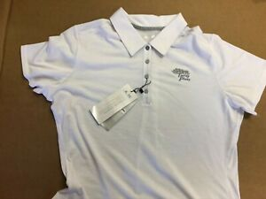 1 NWT ADIDAS WOMEN'S SHIRT, SIZE: LARGE, COLOR: WHITE (P4)
