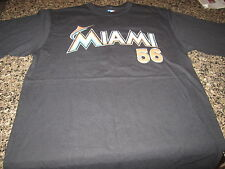 Miami Marlins Youth T-Shirt - Black - Youth XL