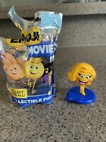 New The Emoji Movie Collectible Figure SMILER