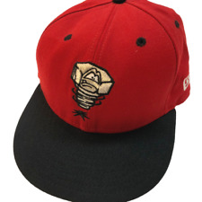 Lansing Lugnuts, Minor League Baseball, 59 Fifty, Fitted Hat, Size 6 3/4