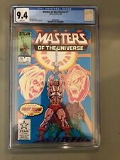 Masters of the Universe #1--CGC 9.4--First Marvel issue!