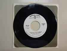 """BLACK SABBATH:Radio Spot For Black Sabbath 1st LP-U.S. 7"""" Warner Bros. PRO 417DJ"""