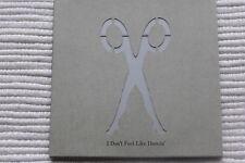 Scissor Sisters - I Don't Feel Like Dancin' Promo Single