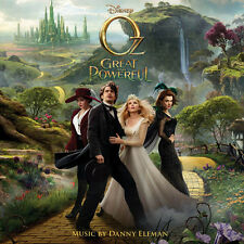 LE MONDE FANTASTIQUE D'OZ (OZ THE GREAT AND POWERFUL) - DANNY ELFMAN (CD)