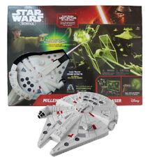 Disney Star Wars Millennium Falcon UV Light Laser Blaster Kids Magic Science Toy