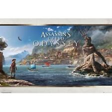 Assassins Creed Odyssey Affiche 173 Marchandise Officielle