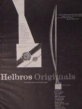 1944 Esquire Original Ads WWII Era Helbros Originals Watches Florsheim Shoes