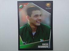 PANINI EURO 2004 - N.218 IVANKOV - BULGARIA