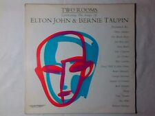 2LP TWO ROOMS CELEBRATING THE SONGS OF ELTON JOHN & BERNIE TAUPIN KATE BUSH WHO