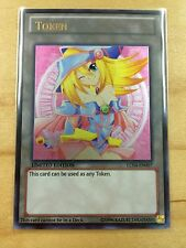 Dark Magician Girl DMG Tokens Custom Ultra Rare Yugioh Token