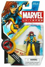 "JEAN GREY ( 4"" ) XHTF ( 2009 ) MARVEL UNIVERSE ( SERIES 2 ) ACTION FIGURE #004"
