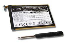 BATTERIA 1700mAh 3.7V per Motorola Droid Razr XT910 / XT910MAXX
