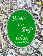 Craft Books: #1793 Paintin' For Profit Tole Painting