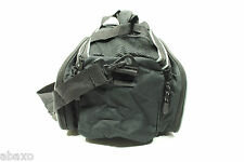 Bike Bicycle Trunk Rack Bag Pack w/ Panniers and Shoulder Strap