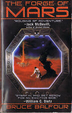 The Forge of Mars by Bruce Balfour (2002, PB, 1st Mass Market Edition, Ace)