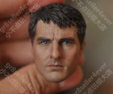 Custom 1/6 scale Head Sculpt Tom Cruise Edge of Tomorrow Normall version fit 12""