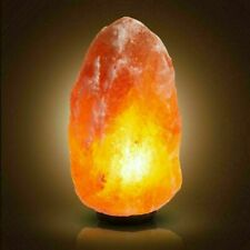 Nouvelle annonce Sel de l'Himalaya Lampe Cristal Rose Rock Sel Lampe Natural Healing 100% Authent...