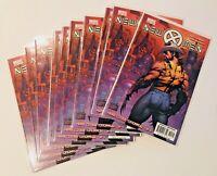 1X  X-MEN #151 NEW X-MEN Marvel Comics UNREAD JEAN GREY DIES SILVESTRI ART HIGRD