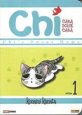 MANGA - Chi Casa Dolce Casa N° 1 - Ristampa - Planet Manga - ITALIANO NUOVO