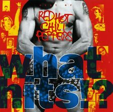 RED HOT CHILI PEPPERS - What Hits!? - CD ALBUM - What Hits - FLEA