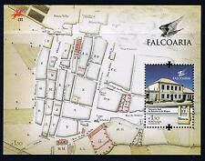 Falconry - Birds Topical Postage Stamp Souvenir Sheet