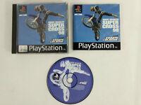 Jeu Playstation 1 PS1 VF  Jeremy McGrath Supercross 98  avec notice  Envoi suivi