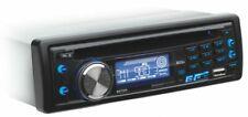 Boss 637Ua (R.B) In-Dash Car Receiver/Radio/Cd/Mp3/Am/ Usb/Aux Player