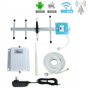 Verizon Home Cell Phone Signal Booster 4G LTE 700MHz Band 13 Amplifier 4000 sqft