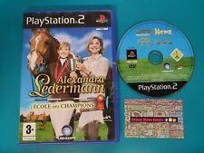 PS2 : alexandra ledermann - l'ecole des champions