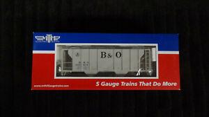 MTH S Gauge Balimore & Ohio PS2 2Bay Hopper Road #600158 New