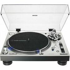 Audio-Technica AT-LP140XP Giradischi Professionale - Argento