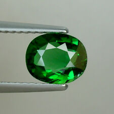 0.98 ct ULTIMATE LUSTROUS 100%  NATURAL CHROME TOURMALINE - OVAL  - 995