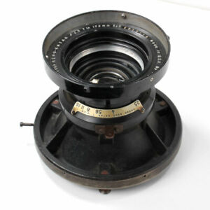 Kodak Aero Ektar F2.5 7 In 178mm USA Aerial 5X5 & Mount - Missing Parts - Spares