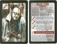 Planet Steam NEW Saboteur rare expansion game card OOP Spielbox 3/2009