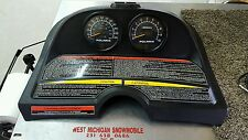 1999 polaris xc 700 gen 2 gauge cluster pod gauges counsel vent 2000 500 550 600