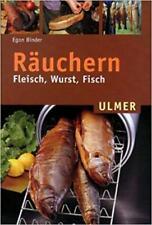 Egon Binder - Räuchern. Fleisch, Wurst, Fisch. #G1985532