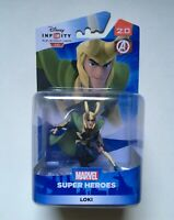 Disney Infinity 2.0 LOKI Figure Character Game Interactive Toys Sealed Very Rare
