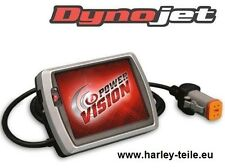 DYNOJET POWER-VISION HARLEY PV2 PV-2 CanBus Flash-Tuner XL,Dyna,Softail,Touring