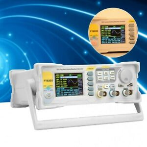 FY6900-60M Frequency Function DDS Signal Generator 2x Channel Arbitrary Waveform